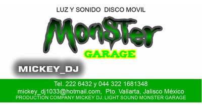 Dj Monster Servicio Pv