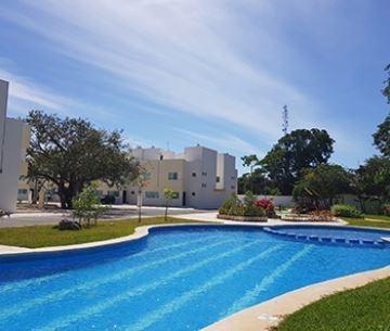 Casa Nueva Del Lado De La Carretera Al Mar En Playa Del Carmen (815)