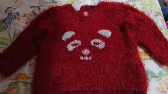 Sweters Zara Babys Pelo De Mono Talle 2/3