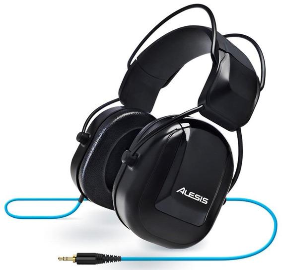 Fone De Ouvido E Protedor Alesis Drp100 Professional Monitor