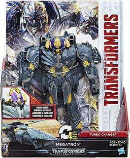 Megatron Transformers The Last Night Turbo Changer 6+ Hasbro