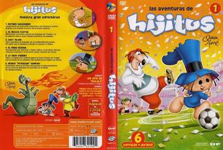 Aventuras De Hijitus 10 Dvd + Extras