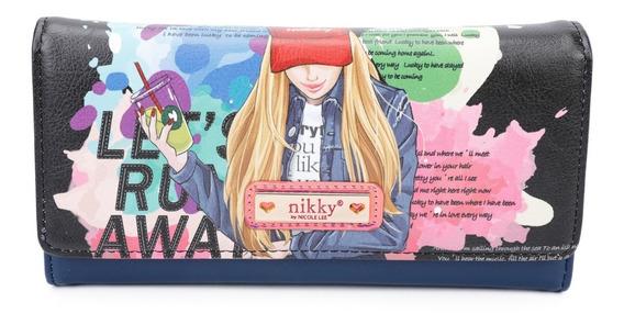 Billetera Dama Nikky By Nicole Lee 2020 - Kimberly - Nk20375