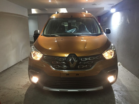 Nueva Renault Kangoo Ii Stepway Nafta O Diesel 0km 2018 Fm