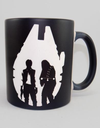 Tazón Mágico Star Wars Han Solo / Chewie