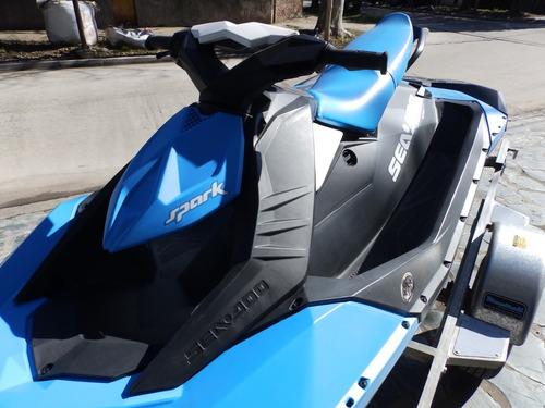 Imagen 1 de 14 de Moto De Agua Sea Doo Spark 900ho Que Precio! Nautica Milione