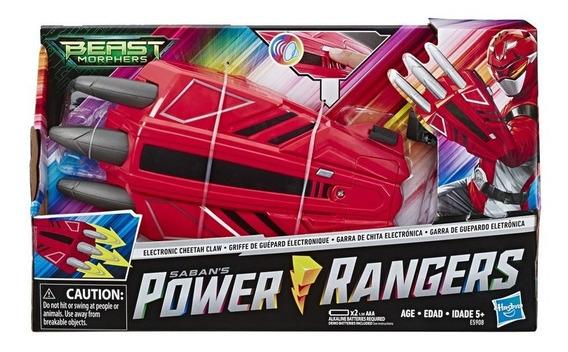 Power Rangers Luva Garra Guepardo - Hasbro E5908
