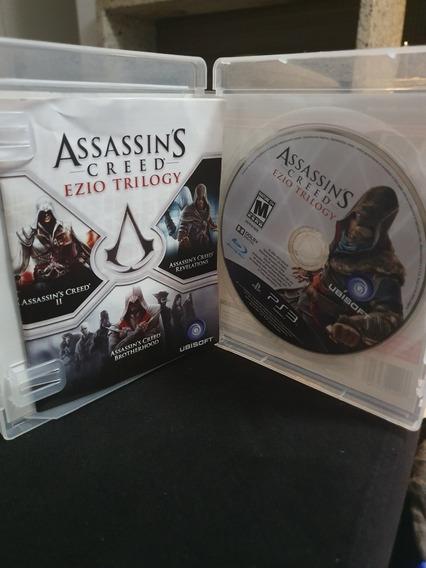 Assassins Creed Ezio Trilogy Play 3