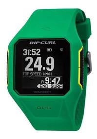 Relógio Rip Curl Search Gps Green A1111 Verde Medina