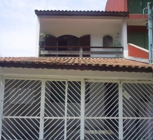 Imagem 1 de 1 de Casa Sobrado Para Venda, 2 Dormitório(s), 174.0m² - 6283