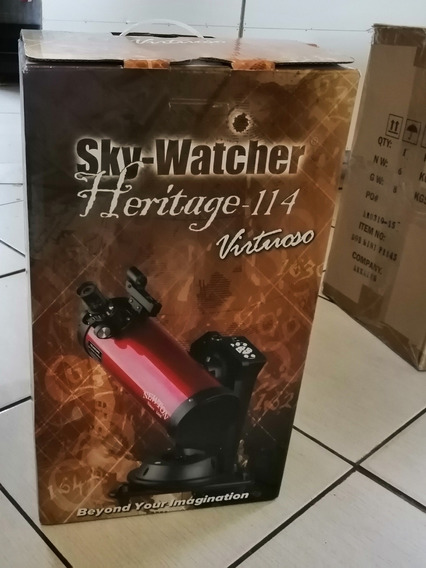 Telescópio Skywatcher Virtuoso 114mm F4. 4 Base Motorizada