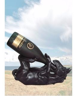 Caballo Negro Portabotellas Marca Cestarck Mod Black Horse