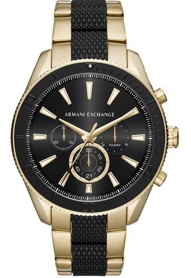 Relógio Armani Exchange Enzo Cronógrafo Masculino Ax1814/1dn
