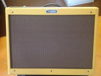Fender Blues Deluxe Reissue 2020 Anos Novo Na Caixa Original