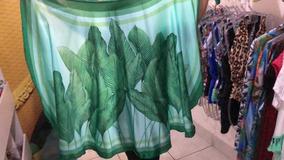 Pareo Feminino Estampados Vestido E Saia Junto San Mare