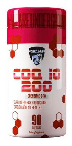 Imagem 1 de 2 de Coq-10 200 90 Caps - Underlabz