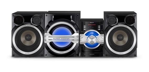 Panasonic Equipo De Sonido 15000wats Scakx78
