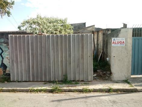 Terreno Comercial Na Vila Industrial - Loc457053
