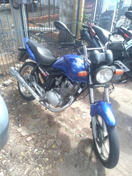 Honda Fan 150 Esd