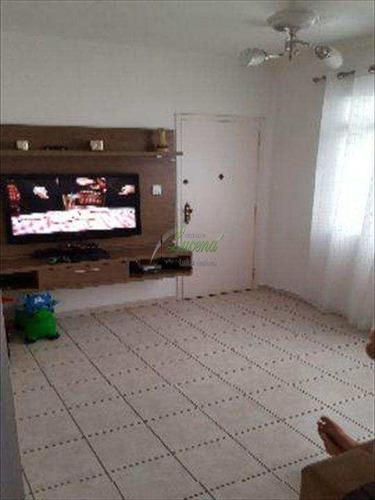 Apartamento Em São Vicente Bairro Centro - V5131