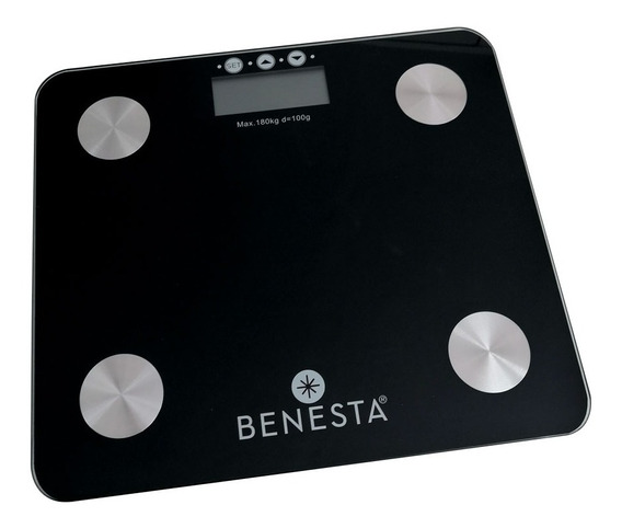 Bascula Digital De 7 Parametros Benesta