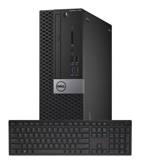 Cpu Dell Optiplex 7050 Core I7 Hd 4tb-sata, 32gb Ram