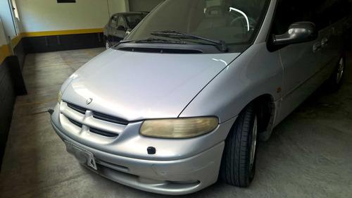 Imagem 1 de 14 de Chrysler Grand Caravan 3.8 Lx Awd 5p 7 Lugares