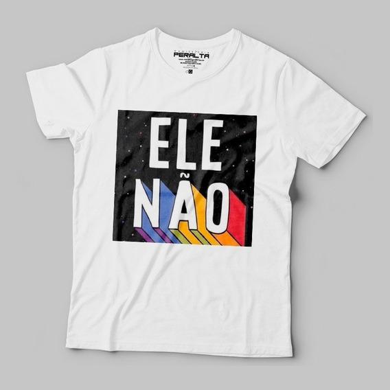 Camiseta Ele Não #2