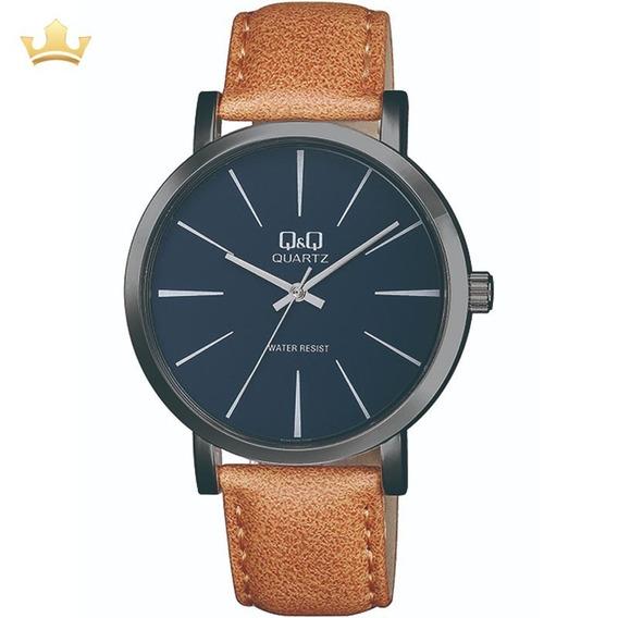 Relógio Q&q By Japan Masculino Q892j542y Com Nf
