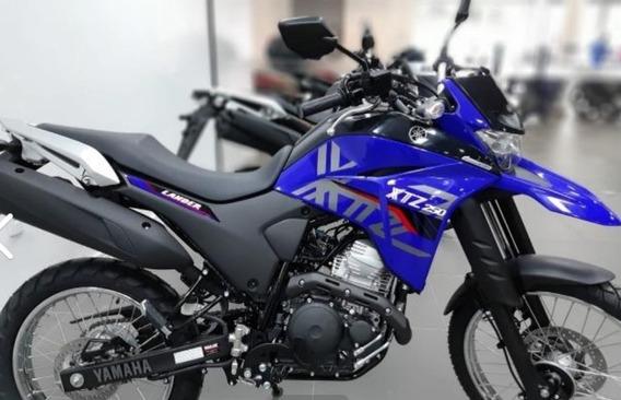 Honda Moto Xtz