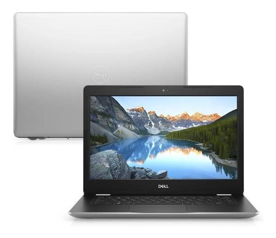 Notebook Dell Inspiron 3480 Core I5 4gb 1tb Windows + Capa