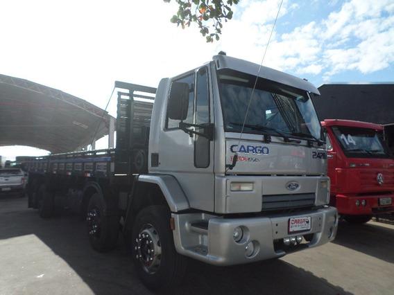 Ford Cargo 2428 8x2 2011 Bi-truck 4eixo= Vw 24250 24280 2429