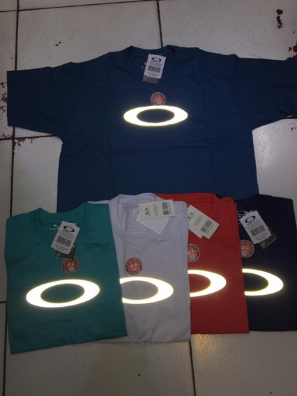 Camiseta,ocley Masculina