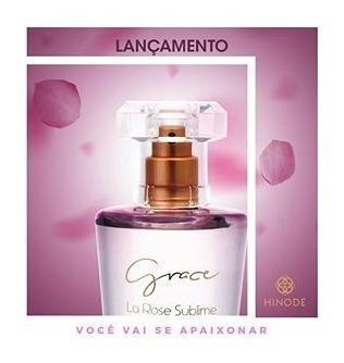 Fragrância Grace La Rose Sublime Perfume Grace Hinode