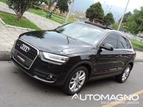 Audi Q3 Luxury 2.0 Tp Techo Levas R18