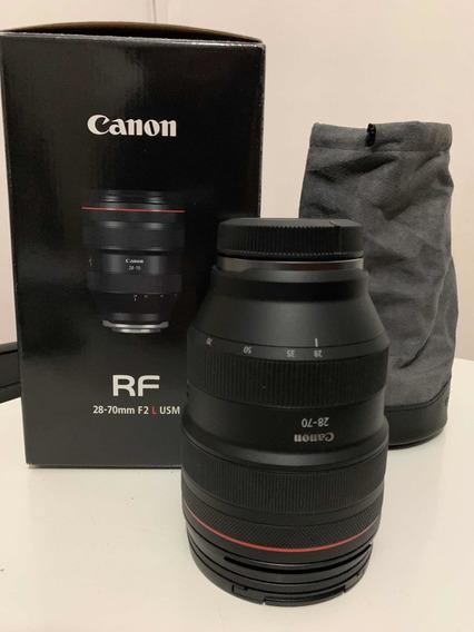 Lente Canon Rf 28-70mm F/2l
