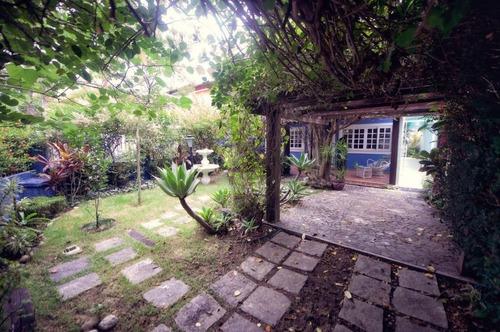 Casa Com 6 Dormitórios À Venda Condomínio Villa Real, 280 M² Por R$ 730.000 - Badu - Niterói/rj - Ca0526