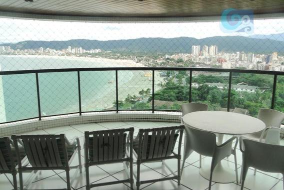 Tortugas Apartamento Venda E Locação - Condomínio Tortugas - Guarujá. - Ap4272