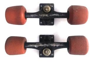Trucks Skate Vintage Vip9 150mm 380g Truck Com Rodas
