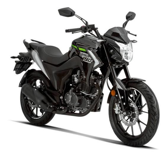 Motomel Sirius 190 - Oferta Especial - Motos 32