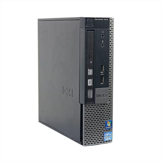 Desktop Optiplex 7010 Ultra Mini I5 8gb 500gb - Usado