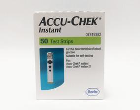 Tiras Reactivas Accu-check Instant 50 Tiras