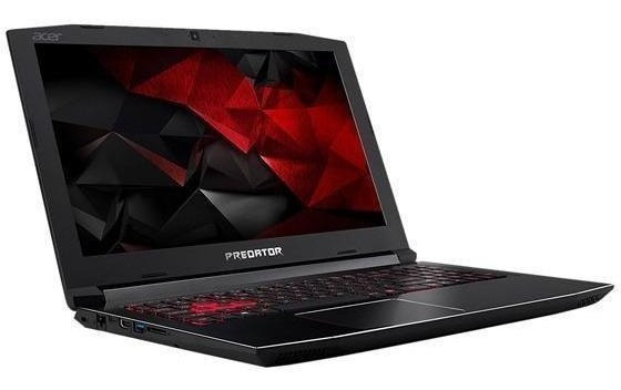 Acer Predator Helios 300 Game I7 Gtx 1060 6gb Notebook 16gb