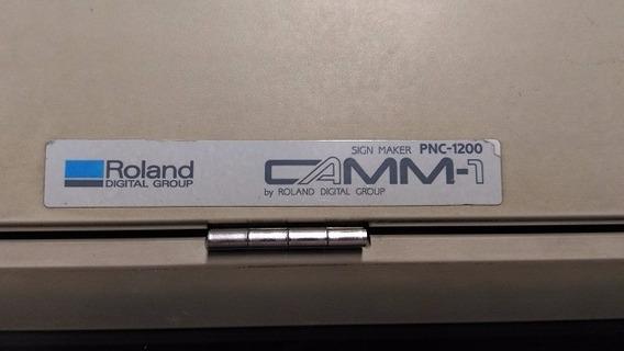 (peças) - Plotter De Recorte Rolland Camm-1 Pnc - 1200