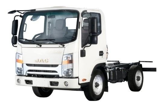 Camión Jac Jhr Power+ | Mod. 2021 - 0 Km Bogotá Av. 1