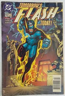 Comic Flash Tomorrow