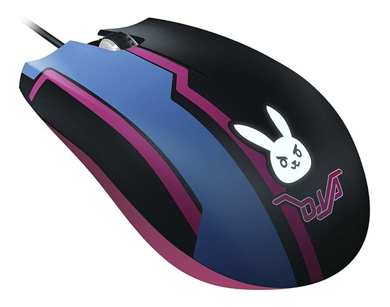 Mouse Gamer Razer Abyssus Elite Overwatch D.va Edition