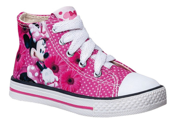 Tenis Minnie Mouse Rosa 36515
