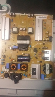 Placa De Fuente LG Smart 3d Modelo 505437