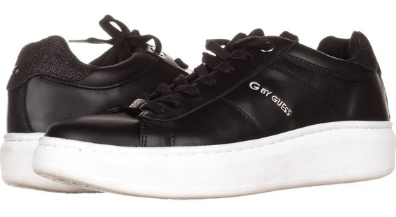 Tenis G By Guess Charly Black Sy Mujer No. Fs31279